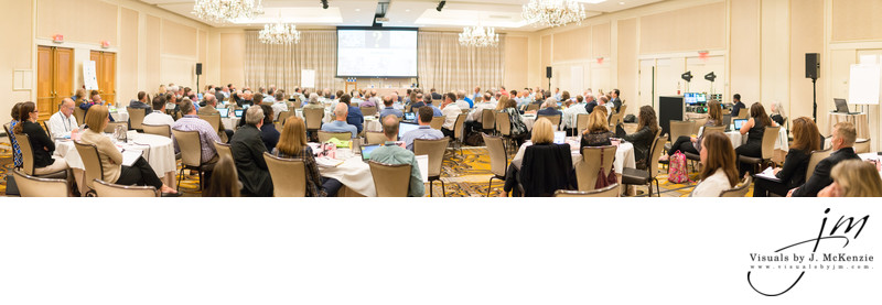 Panoramic view of CPAmerica Leading Partners Retreat