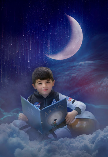 Chappaqua Childrens Book Festival 2019 : Boy Astronaut