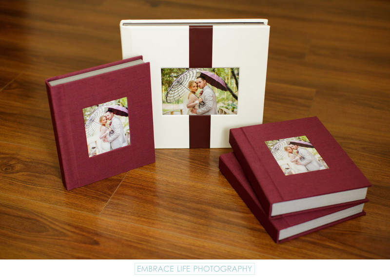 Collection of Calamigos Ranch Wedding Photo Albums
