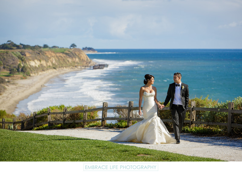 Bacara Resort Wedding Photographer Santa Barbara Ca