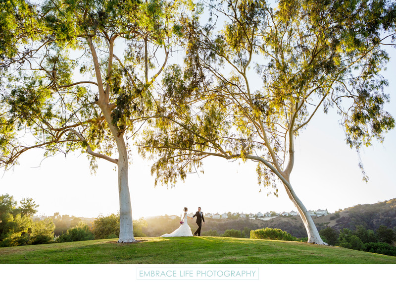 L.A. Wedding Photographer MountainGate Country Club