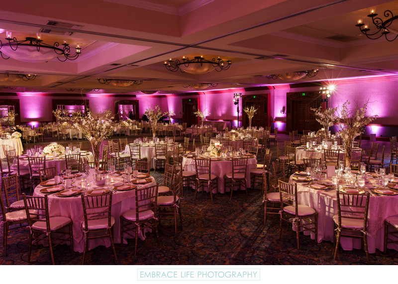 Westlake Village Wedding Reception
