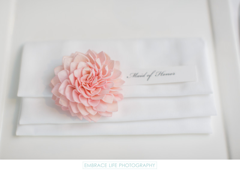 Four Seasons Beverly Wilshire Wedding - Pink Dahlia