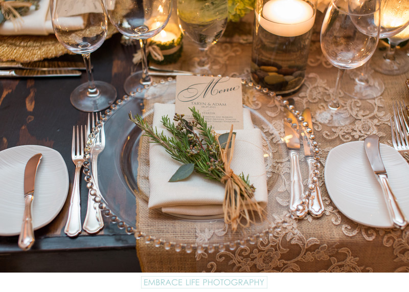 Balboa Bay Resort Wedding Decor, Newport Beach, CA