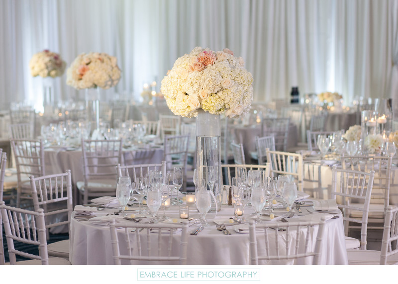 Ritz Carlton Marina Del Rey Wedding Reception