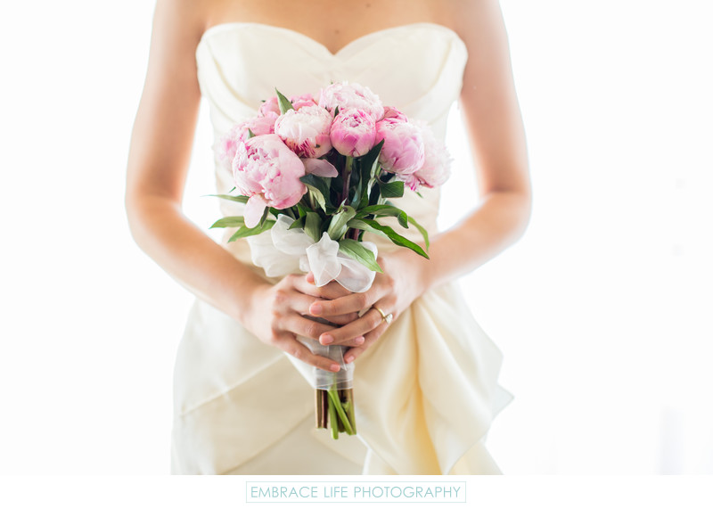 InterContinental Century City Wedding - Bridal Bouquet