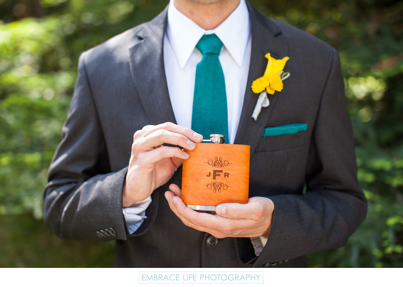 Calamigos Ranch Wedding Photographer - Groomsmen Gift