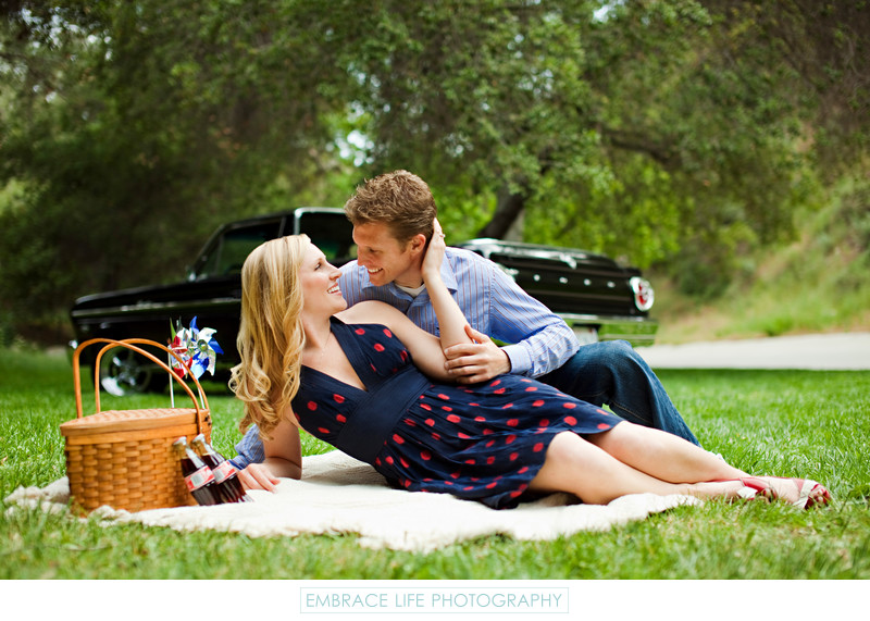 Burbank Engagment Portrait Photographer
