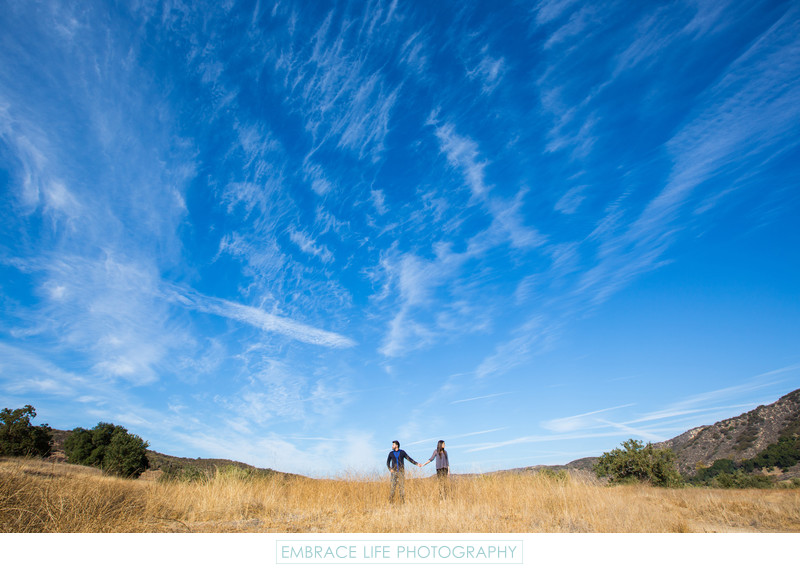 Santa Monica Mountains Engagement Session