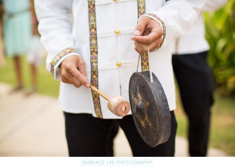 Thai Wedding Ceremony Drum
