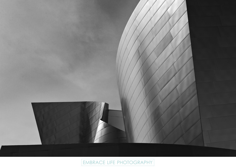 Disney Concert Hall Architecture in Los Angeles, CA