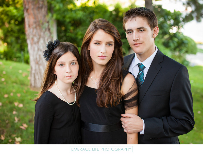 Westlake Village Family Portrait Photographer