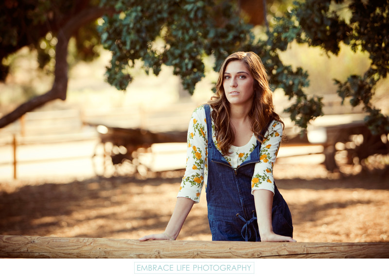 Agoura Hills Senior Portrait Photographer