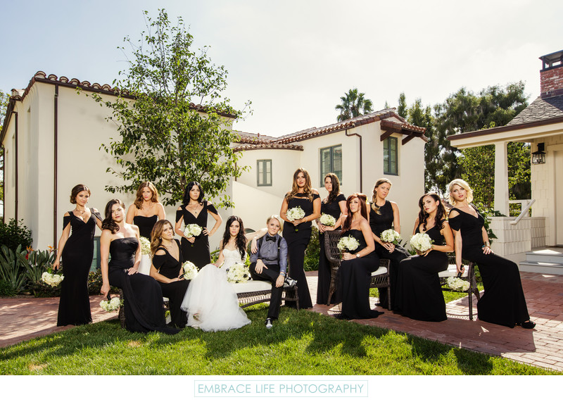 Belmond El Encanto Wedding Photographer, Montecito