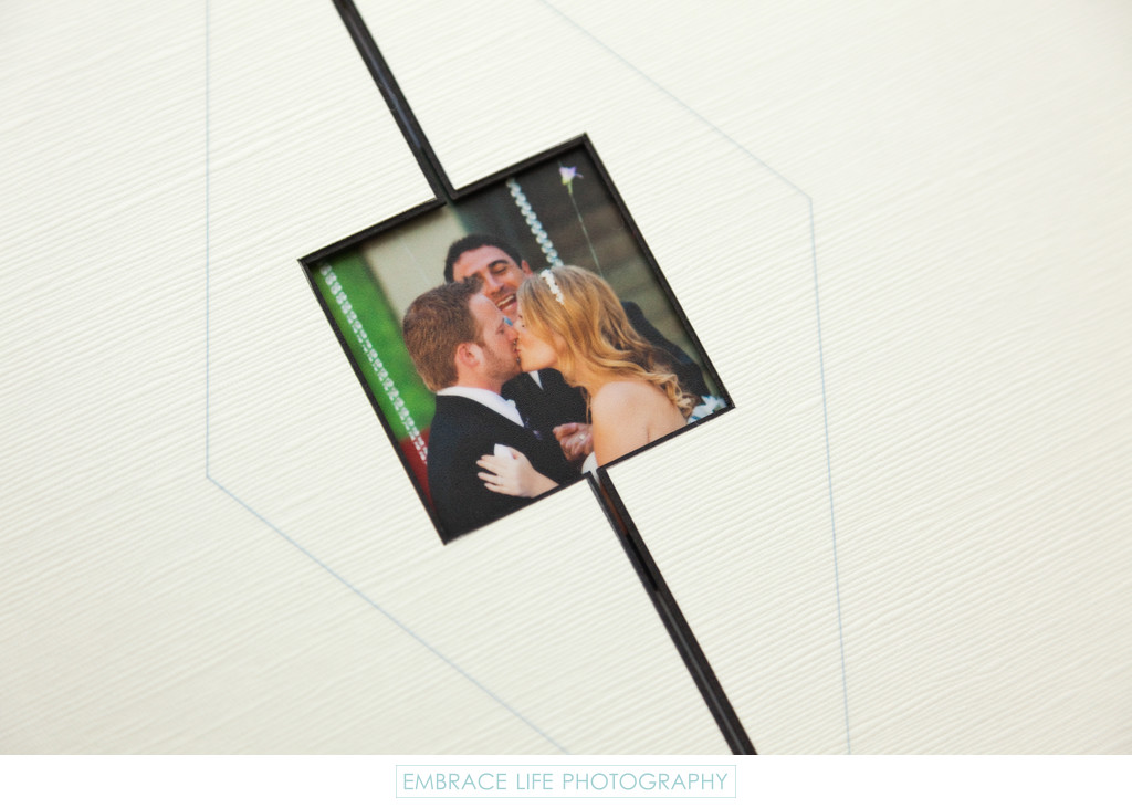 Skirball Center Wedding Photography Modern Album