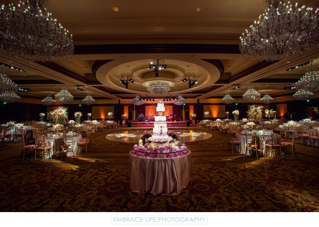 Four Seasons Westlake Village Wedding Reception