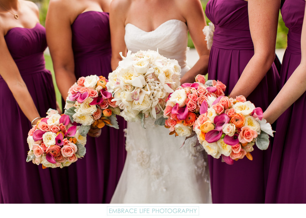 Pacific Palisades Wedding at Riviera Country Club