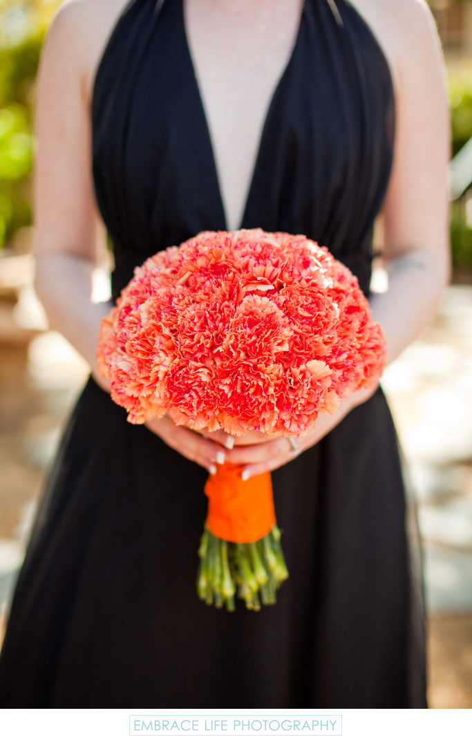 Westlake Village Inn Wedding - Bridesmaid Bouquet