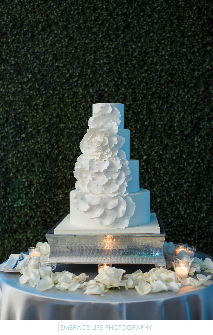 Butter End Cakery at London West Hollywood Wedding