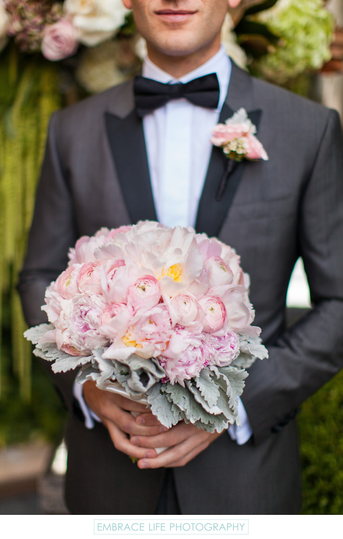 Four Seasons Los Angeles Beverly Hills Wedding Flowers