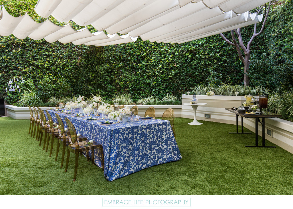 Santa Monica Event Photographer, Surprise Baby Shower