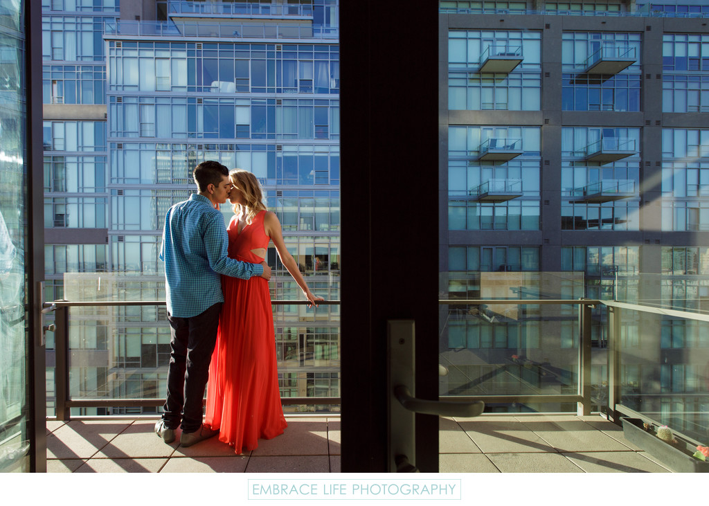 Urban Engagement Photography in the City of Los Angeles