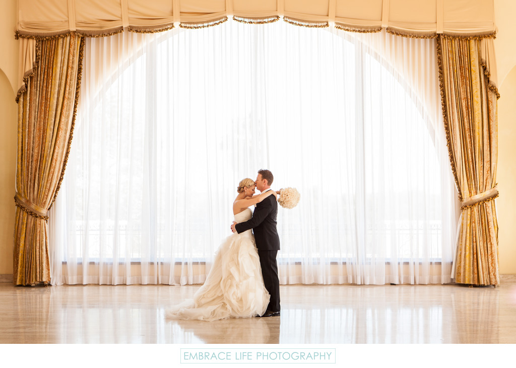 Riviera Country Club Wedding