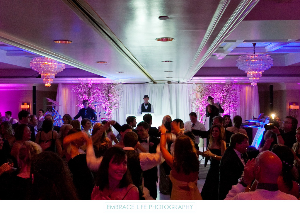 Los Angeles Wedding Band the Infusion Xperience by 11H