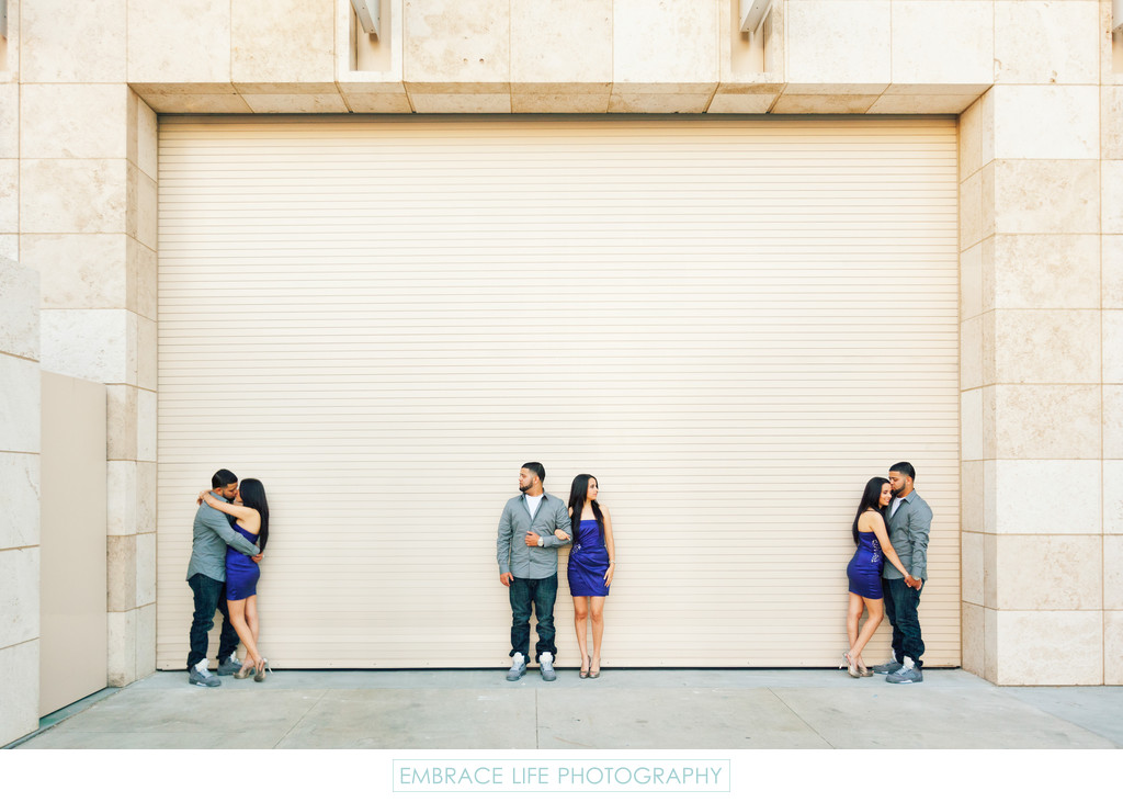 Multiplicity Engagement Portrait at LACMA Proposal