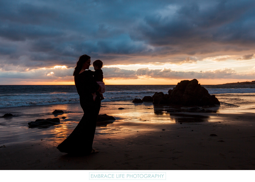 Santa Monica Family Portrait Photographer