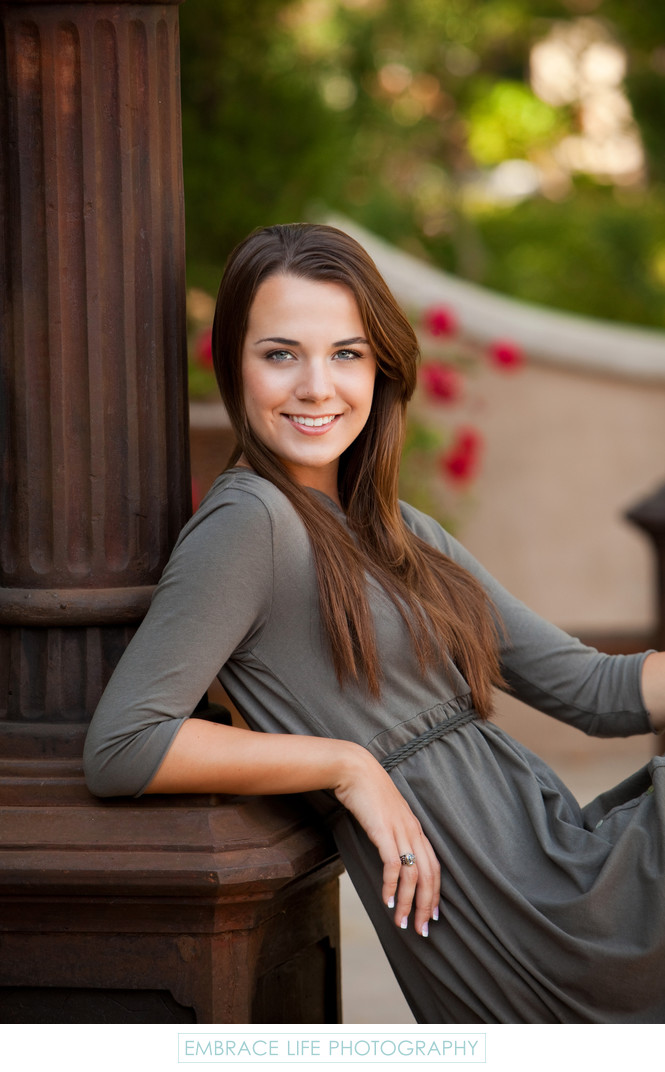 Westlake Village Senior Portrait Photographer