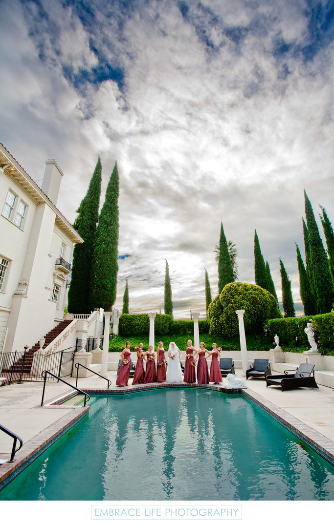 Grand Island Mansion Wedding Photographer, Sacramento