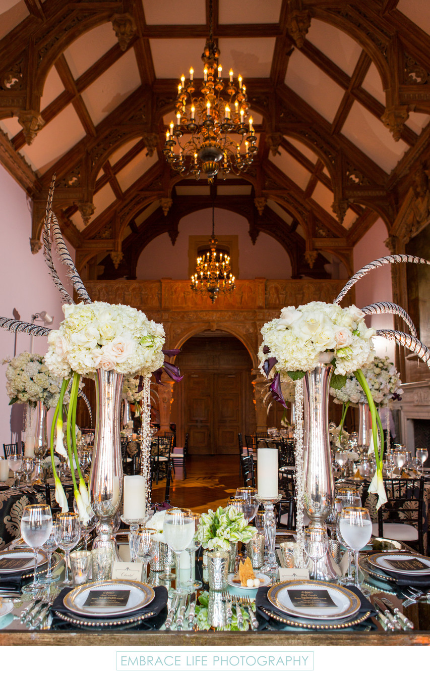 Beverly Hills Wedding at Greystone Mansion