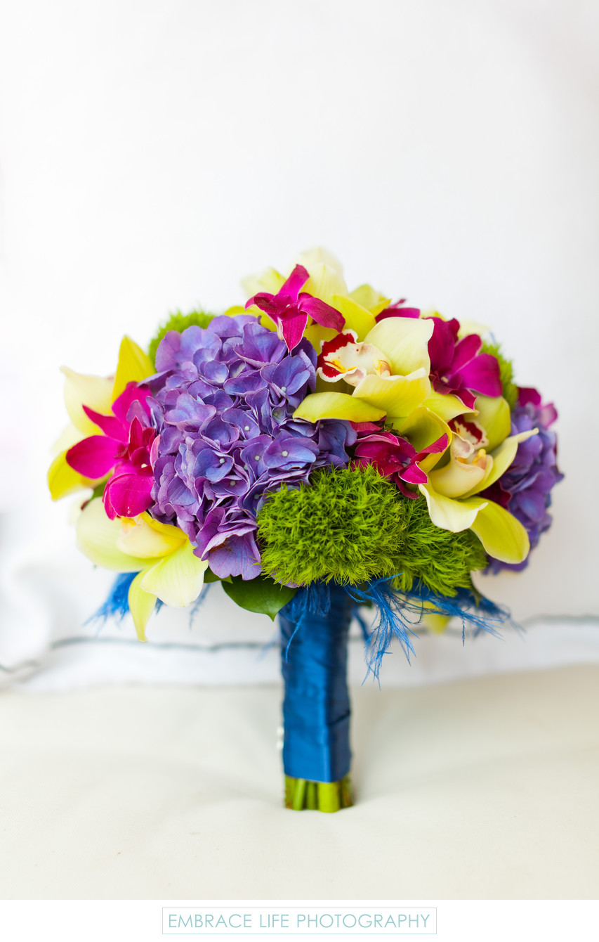 Westlake Village Inn Wedding Bouquet