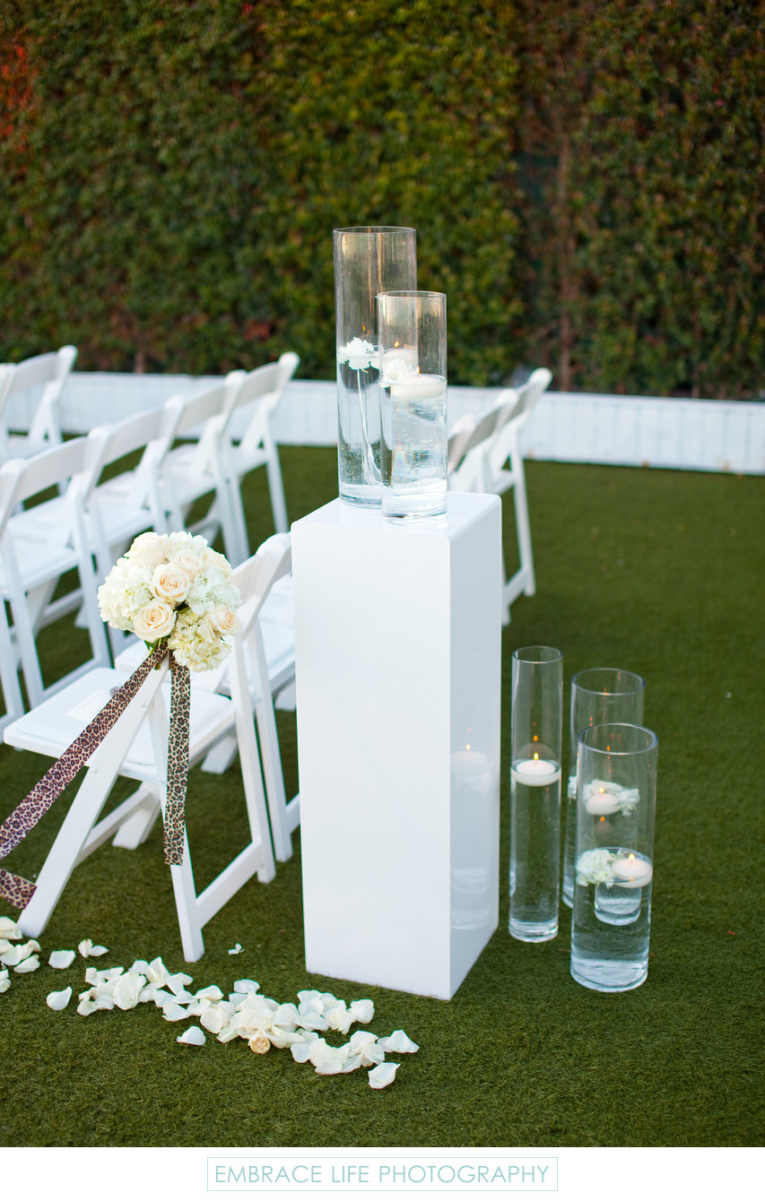 Modern Wedding Ceremony Design