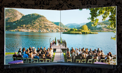 Lake Sherwood Wedding Photography Album