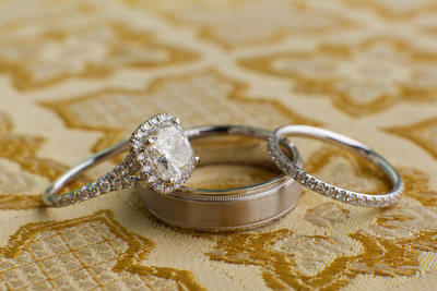 Ritz-Carlton Marina del Rey Wedding - Ring Shot