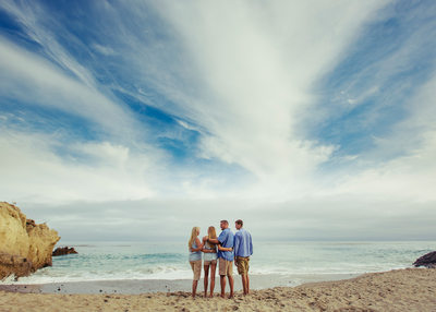 Creative Malibu Portrait Photographer