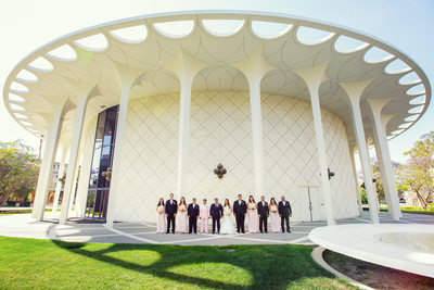 Modern Wedding Photography in Pasadena, California