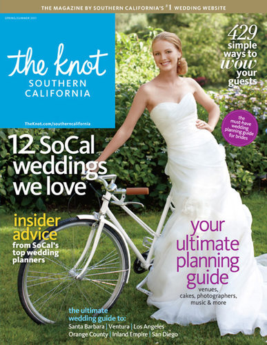 Saddlerock Ranch Malibu - The Knot Magazine Cover