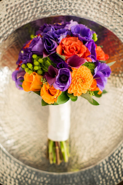 Los Angeles Wedding at InterContinental Hotel - Bouquet