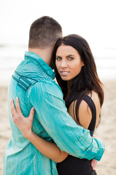 Beach Proposal Photography in Santa Monica, California