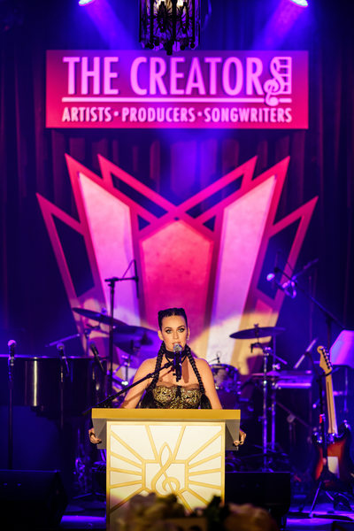Katy Perry Grammys Party for The Creators
