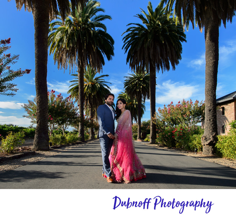 Indian Wedding Photographer at the Palm Events Center - Livermore