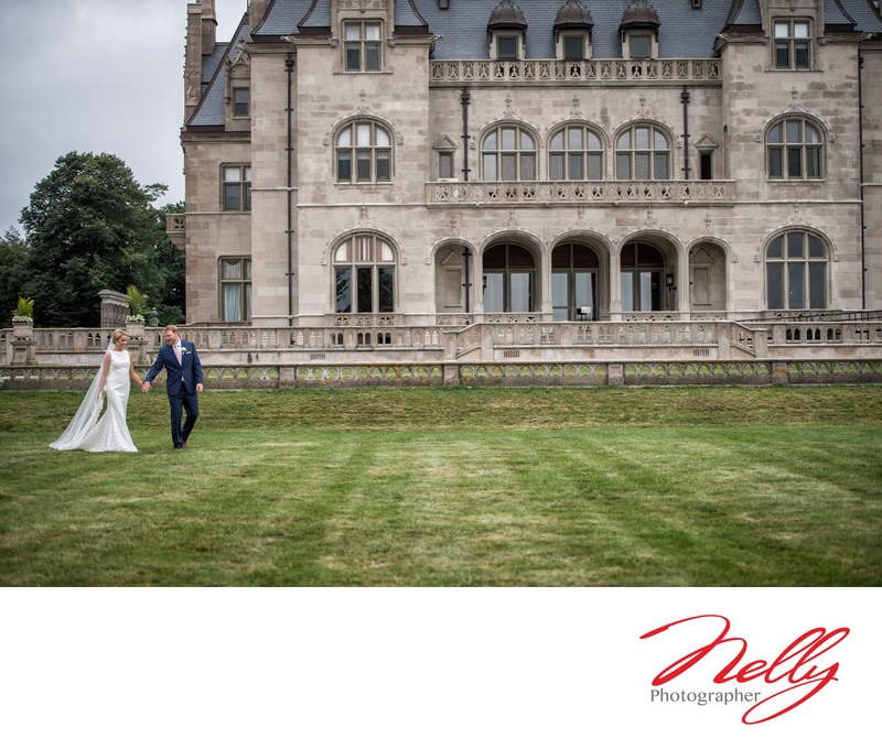 Ochre Court Wedding