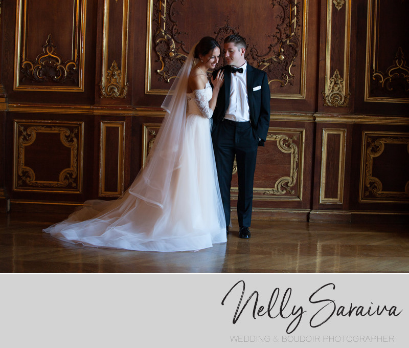 Bride & Groom formals at Ochre Court