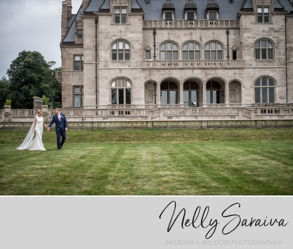 Newport ri Ochre Court Wedding