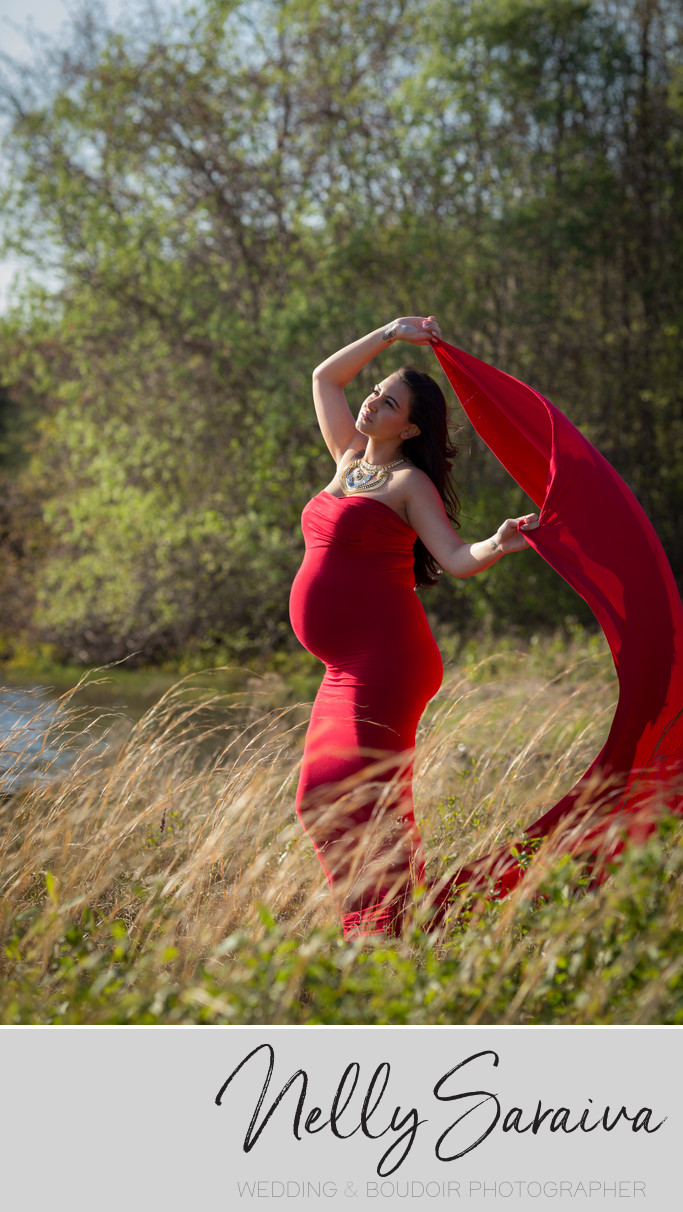Tiffanie - Maternity Session