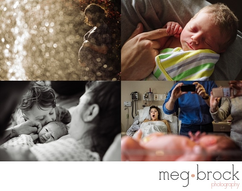Maternity Birth Newborn Photographer Bucks County