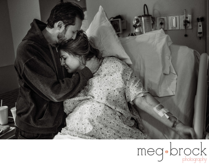 Doylestown Abington Hospital Birth Photographer